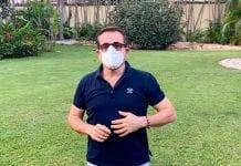 Lacava pide exonerar un mes de aseo