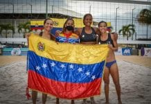 Venezuela clasifica a la final de Copa de Voleibol