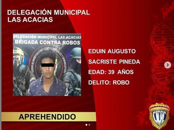 delincuente del Mercado de Mayoristas - delincuente del Mercado de Mayoristas
