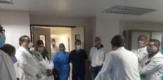 Cinco trabajadores sanitarios fallecieron debido al Covid-19