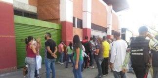 Cerraron establecimientos del mercado periférico La Candelaria
