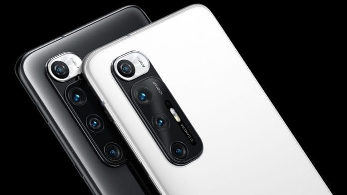 Xiaomi Mi 10S - N24C