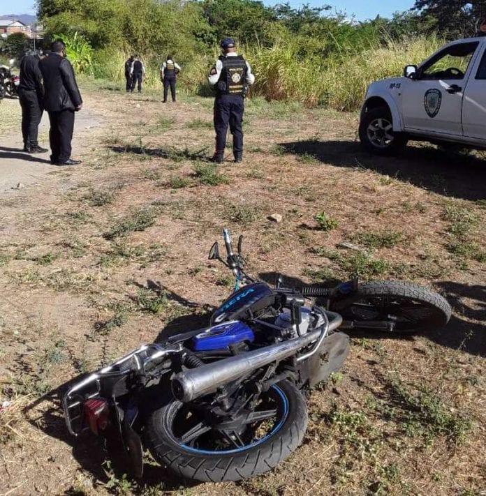 Abatido delincuente en el sector Los Taladros