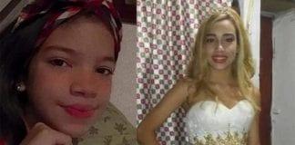 Adolescentes desaparecidas en Catia