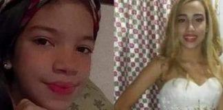 adolescentes desaparecidas desde el pasado sábado en catia Claudia González Norelys Cabanelas