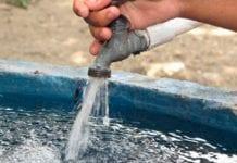 Bote de agua - Bote de agua