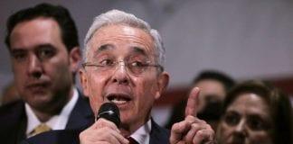Piden cerrar investigación Álvaro Uribe - Piden cerrar investigación Álvaro Uribe