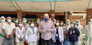 Suspenden actividades masivas en Anzoátegui