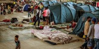 Centro de atención para migrantes venezolanos - Centro de atención para migrantes venezolanos