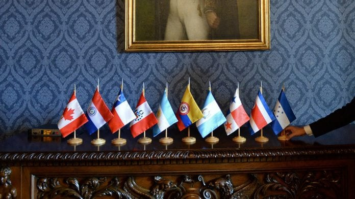 Argentina formaliza salida del Grupo de Lima - Argentina formaliza salida del Grupo de Lima