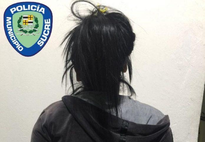 Detenida mujer que quemó la cara de su hijo por comerse una mortadela