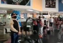 Detenidas 20 personas en un gimnasio de Aragua