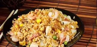 arroz chino venezolano