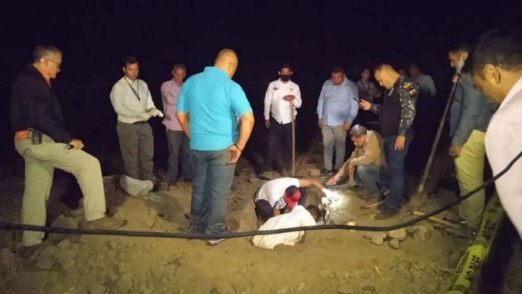 Hallan enterrada a mujer desaparecida en Portuguesa