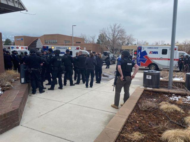 tiroteo en supermercado de Colorado