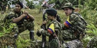 Bombardeo de la FANB contra FARC - Bombardeo de la FANB contra FARC
