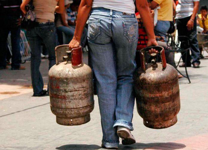 Nuevos precios de las bombonas de gas en Carabobo