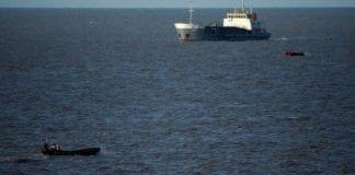 Interceptado barco con venezolanos en Brasil - Interceptado barco con venezolanos en Brasil