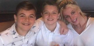 Hijos de Britney Spears - Hijos de Britney Spears