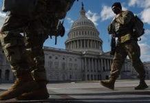 Militarización del Capitolio de EEUU - Militarización del Capitolio de EEUU