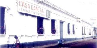 """La extinta """"Casa Danesa"""" - La extinta """"Casa Danesa"""""""