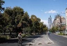 Chile decreta cuarentena total en Santiago - Chile decreta cuarentena total en Santiago