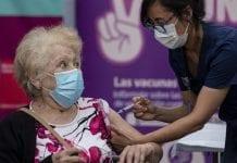 Chile el país vacuna más rápido - Chile el país vacuna más rápido