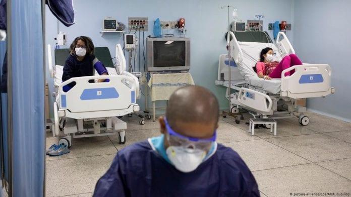 Clínicas de Caracas colapsadas por Covid-19 - Clínicas de Caracas colapsadas por Covid-19
