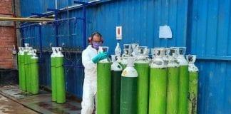 Supervisarán comercialización del oxígeno medicinal