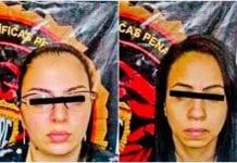 mujeres implicadas en parricidio en Anzoátegui