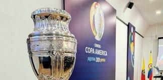 Copa América 2021 arrancaráel 13 de junio Conmebol