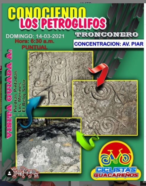 Petroglifos de Guacara - Petroglifos de Guacara