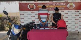 Detenidos dos extorsionadores en Zulia