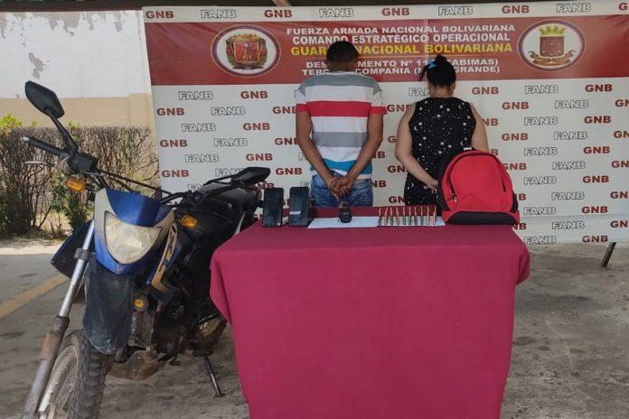 Detenidos dos extorsionadores en Zulia de la banda criminal «El Cagón»