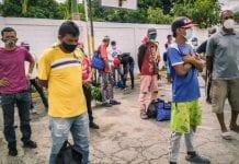 Más de 300 detenidos por incumplir normas en Libertador
