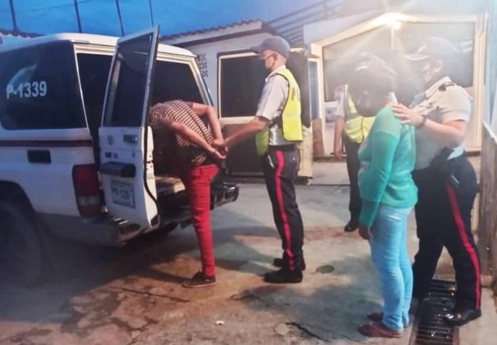 joven violó hijastra en Táchira