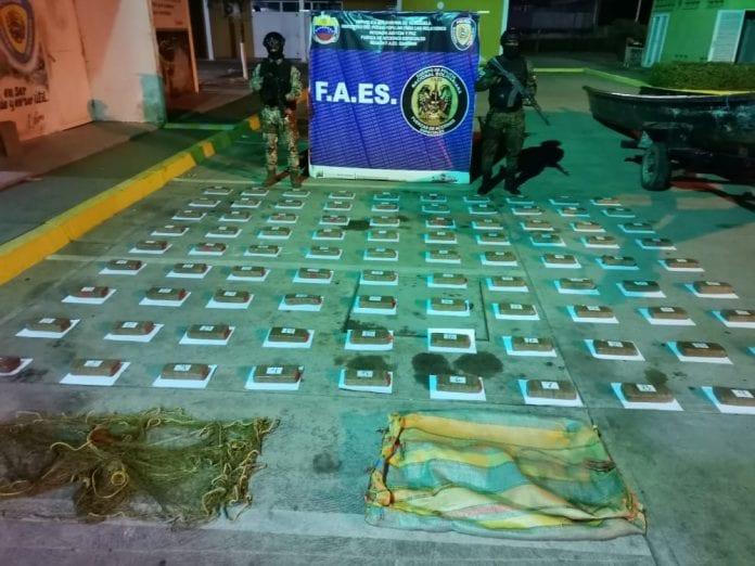 Panelas de drogas en el Orinoco - Panelas de drogas en el Orinoco