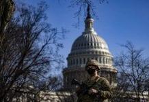 Seguridad del Capitolio de Estados Unidos - Seguridad del Capitolio de Estados Unidos