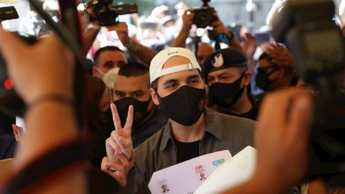 Nuevas Ideas arrasa elecciones de El Salvador - Nuevas Ideas arrasa elecciones de El Salvador