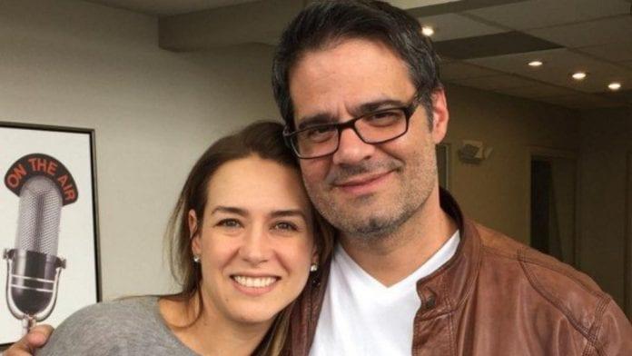 Erika de la Vega y Luis Chataing tienen coronavirus
