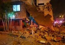 Fuerte explosión en Medellín