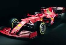 Ferrari nuevo monoplaza