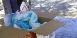 neonato muerto encontrado La Trigaleña - neonato muerto encontrado La Trigaleña