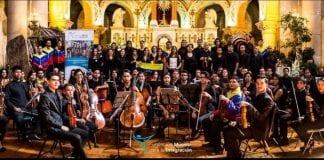 Venezolana creó orquesta en Chile - Venezolana creó orquesta en Chile