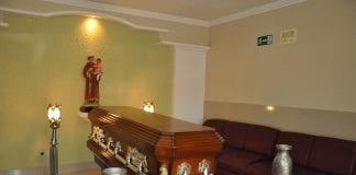 Funerarias solo permiten 10 personas