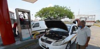Vehículos a gas - Vehículos a gas