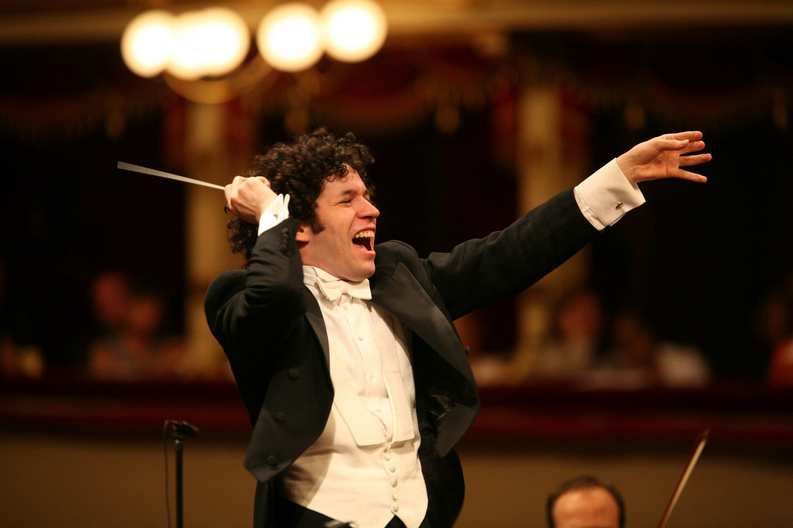 Gustavo Dudamel ganó Grammy
