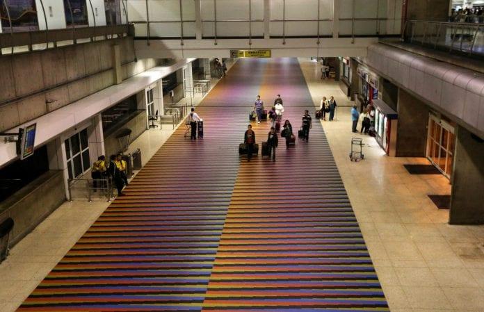 INAC suspende vuelos nacionales - INAC suspende vuelos nacionales