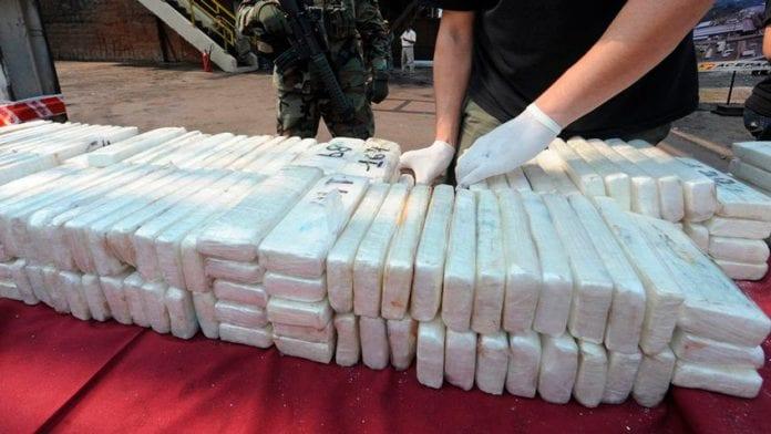 cocaína en dos campamentos en Zulia
