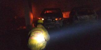 incendio en Valles de Camoruco